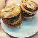 Хлебные лепешки на сковороде