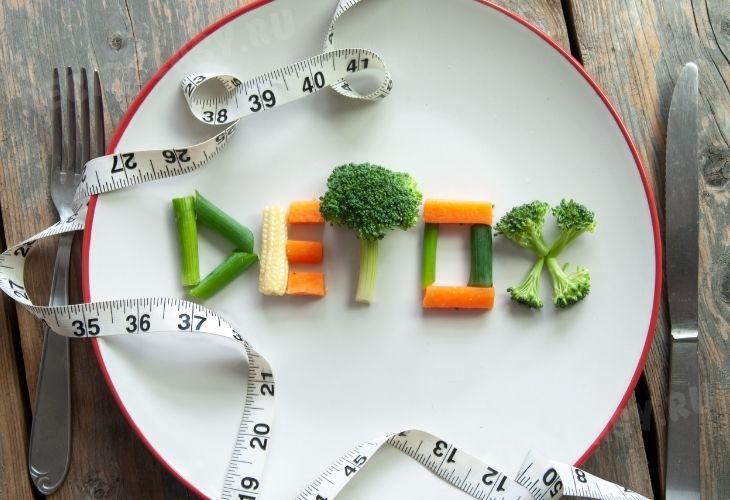 Детокс диета: 5 преимуществ