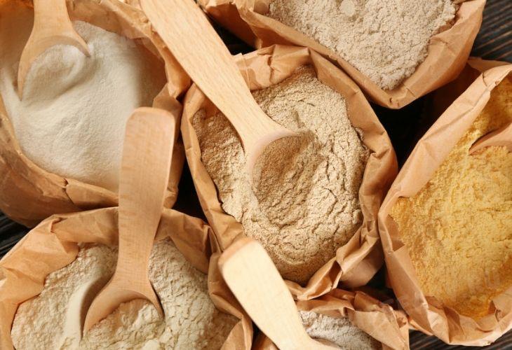Виды муки и их использование на кухне